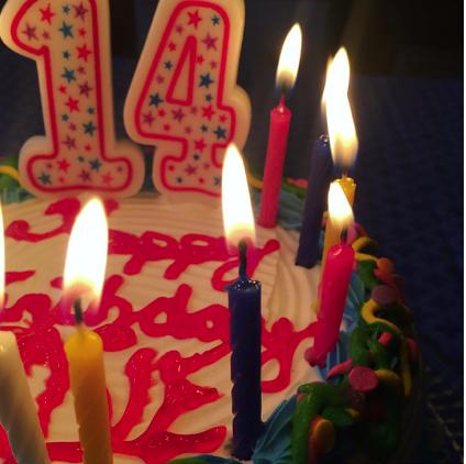 Fourteen.